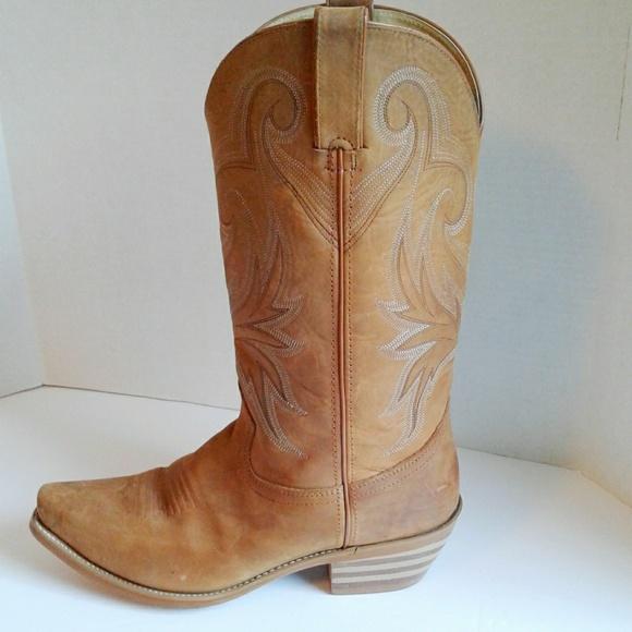 738b3a5323b Durango Women`s Cowboy Boots Size 9
